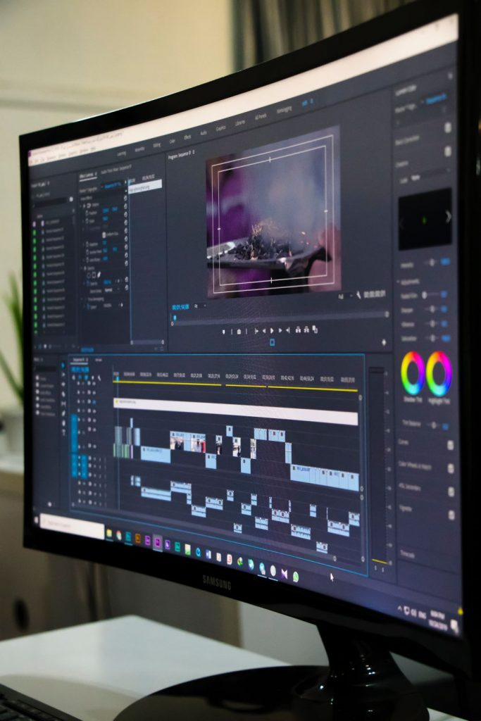 Premiere Pro動画からスクリーンショットを取る方法