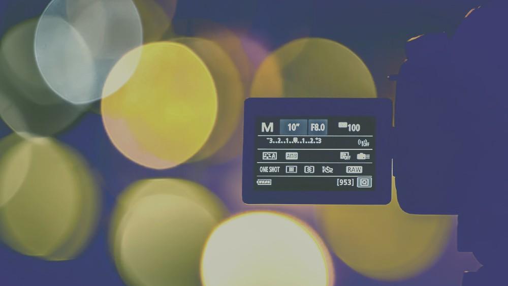 デジタルカメラ記録サイズフォーマット設定